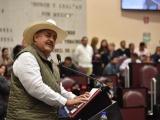 Juan Carlos Molina exhorta a gobierno federal frenar la importación de alta fructosa