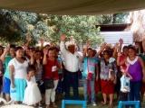 Mujeres de Isla y Zongolica, beneficiadas con apoyos: UPROM