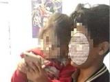 Hija de mujer embarazada asesinada es localizada