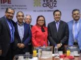 Rescatará Gobierno del Estado al IPE: Cuitláhuac García Jiménez