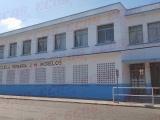 Con multas a partidos políticos instalan aula Hermana de la Ciencia en escuela