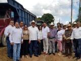 Reactivan construcción del tramo carretero Carlos A. Carrillo-Tilapa