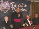 Nuevo Obispo de Veracruz continuará el trabajo de su antecesor
