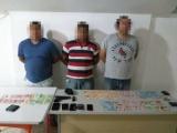 Capturan a banda dedicada al robo en gasolineras en Coatza