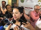 Embajada de EUA sin emitir alerta de viaje para Veracruz: Xóchilt Arbesú
