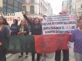 Marchan integrantes del SETSUV no  aceptan aumento del 3.3 %