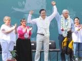 """Instruye López Obrador ampliar el programa """"Sembrando Vida"""" a todo Veracruz"""