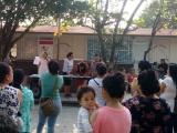 Retira SEV a familia que vivía en la escuela Héroes de la 21 de Abril