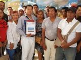 Pescadores no quieren trabajos temporales,  pretende que APIVER los indemnice