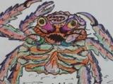 """""""Quemarán"""" el Cáncer Infantil, será representado con un cangrejo"""