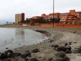 Se contrae mar en Veracruz
