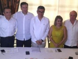 Embajadores latinoamericanos reconocen liderazgo de México