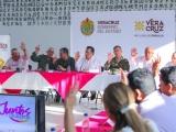 Encabeza Gobernador Mesa para la Construcción de la Paz Región Pánuco