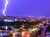 Se esperan tormentas eléctricas