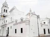 Tendrá Catedral de Veracruz iluminación arquitectónica