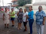 Brotan aguas negras del mercado de pescadería, denuncian vecinos