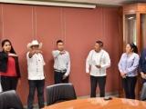 En el Congreso, toman protesta al Concejo Municipal Provisional de Mixtla de Altamirano