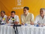 Advierte PRD que  restan 17 meses a la administración Cuitláhuac García