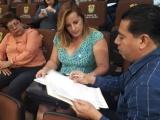 Existen cuentas claras en municipio Jamapa: Ríos Delfín