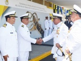 Realizan cambio de dirección del Centro de Formación y Capacitación de la Armada de México