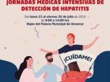 Habrá Jornadas Gratuitas de Prevención, Detección y Tratamiento de Hepatitis