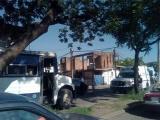 Camión urbano arrolla y mata a joven mujer