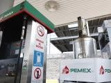 Gasolinera en Medellín se niega a revisión