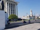 Solicitan comerciantes que se replanten árboles en el Malecón y la Plaza de la República