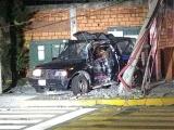 Fallece tabasqueño en accidente automovilístico  sobre la avenida Ruiz Cortines