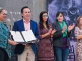"Presenta Gobernador app ""Mujer Alerta"", para Veracruz"