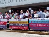 Imploran empresarios a Cuitláhuac ayuda