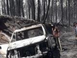 Desalojan a 2 mil personas por incendio forestal