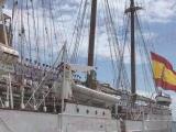 Llegó el buque español Juan Sebastián de ElCano