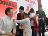 Inaugura Gobernador Colecta Nacional de la Cruz Roja 2019
