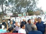 """""""Clausuran"""" ciudadanos a Grupo MAS y CAB"""