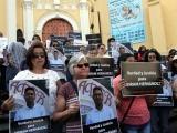 Condena unanime a crimen de Abiram