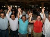 Trabaja Marlon Ramírez en la unión de la militancia priista veracruzana