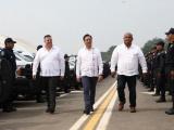 Entrega Gobernador 160 patrullas para reforzar la seguridad; se invirtieron más de 208 mdp
