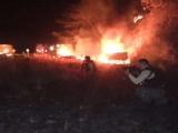 Violenta jornada en Veracruz