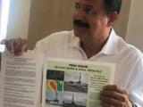 """Plan Veracruzano de Desarrollo con errores """"garrafales"""": Julio Saldaña"""