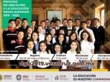 Publica SEV convocatoria para ingreso a bachillerato escolarizado