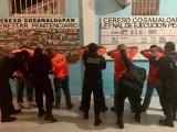 Inspecciona SSP penal de Cosamaloapan