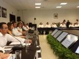 Participa Gobernador Garcia Jiménez en la construcción de la agenda de Seguridad Nacional