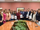 Lo que esté a favor de Veracruz siempre lo apoyamos y respaldamos: Gómez Cazarín