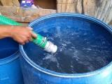 Aseguran  que autoridades boqueñas desfavorecen a colonias en la distribución del agua
