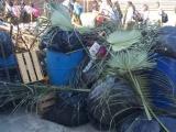 Apoya sindicato de Limpia Pública con retiro de basura en escuelas