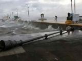 En Veracruz han azotado Nortes de hasta 250 km/h. Meteorólogo