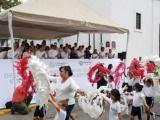 Sin contratiempos,  Veracruz celebra el 190 aniversario de la Revolución Mexicana