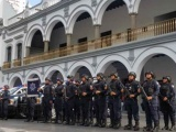Se suman 16 nuevos elementos a la policía municipal de Veracruz