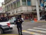 Quieren comerciantes más policías en las calles